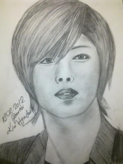 Kim Hyun Joong by meryemcelik